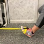 Photo D - Resistance Band Gas Pedal - Pull Up